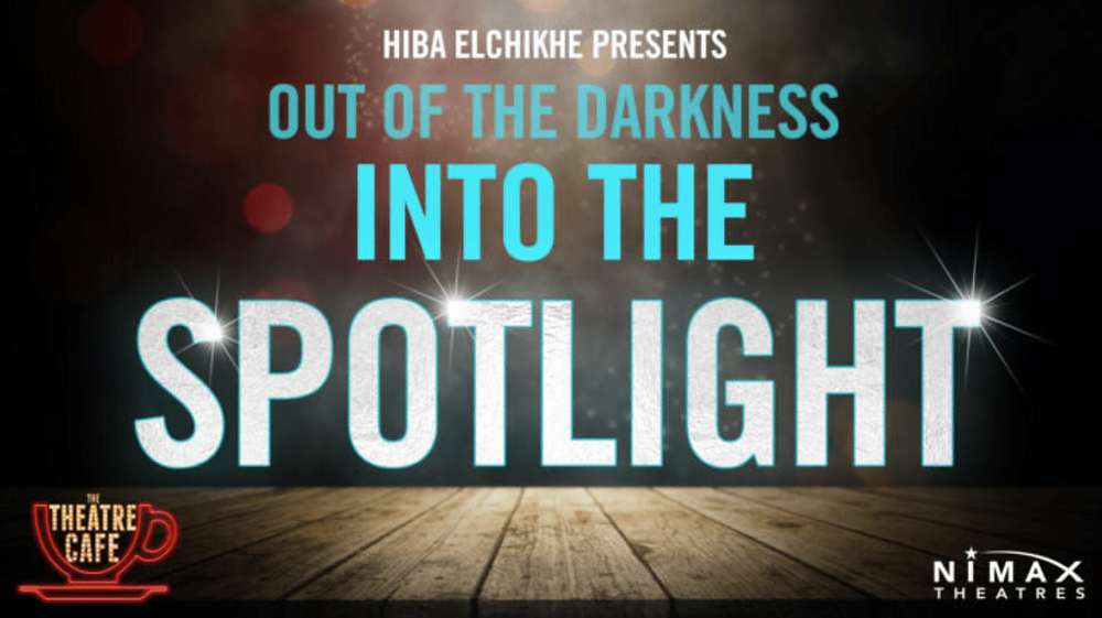Out of the darkness and into the spotlight web series