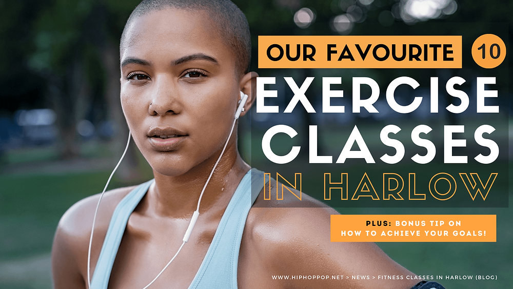 10 Exercise Classes In Harlow