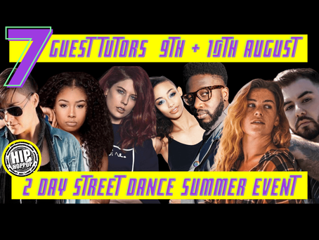 The 2-Day Street Dance Event Is Back At Hip Hop Pop!