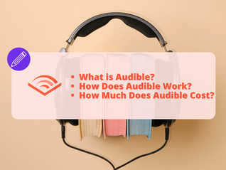 What Is Audible? How Does Audible Work (UK)? How Much Does An Audible Membership Cost (UK)?