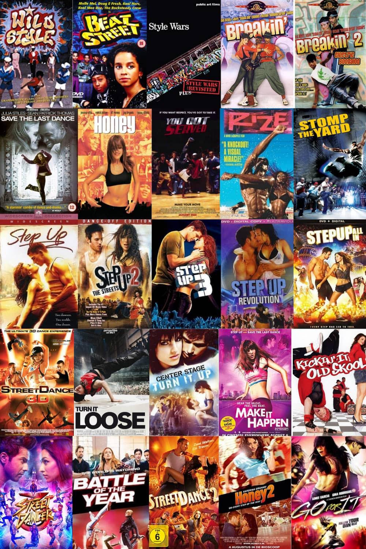 best street dance films movies top 5