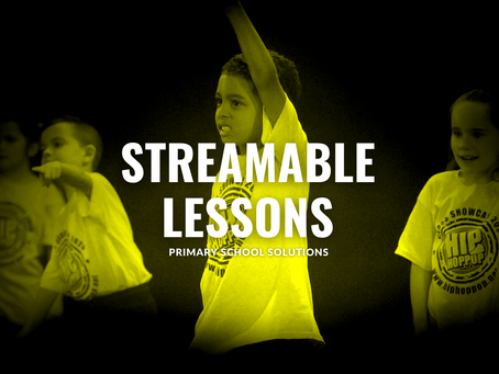 Primary school dance lesson plans and the perfect streamable solution for teaching PE lessons