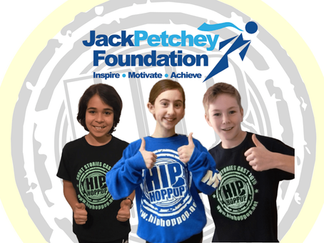 Jack Petchey Achievement Award Scheme Winners this term at Hip Hop Pop celebrate virtually