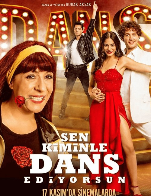 Turkish Dance School - - Movie Cover - Best Dance Films On Netflix