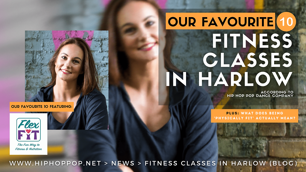 Flex Fit With Becky - 10 exercise classes in Harlow