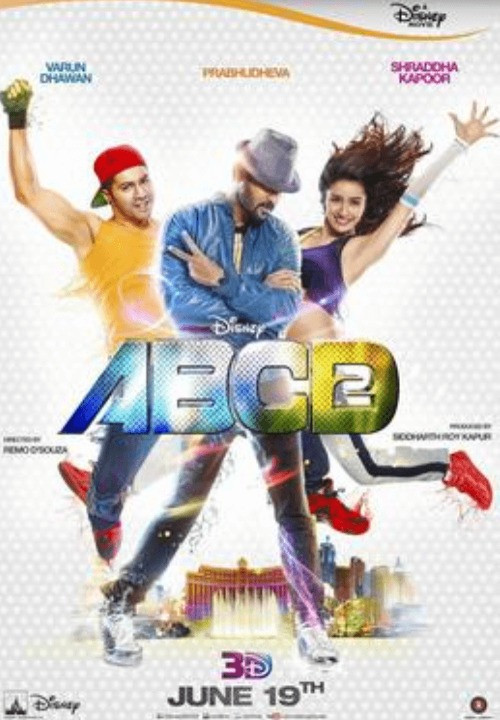 ABCD 2 - Movie Cover - Best Dance Films On Netflix