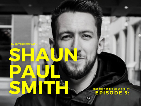 Interview with Shaun Paul Smith, choreographer of Kidz Bop UK, members this is a must watch! (Ep. 3)