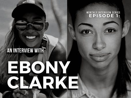 Interviews with professional dancers, names to know: Ebony Clarke (Episode 1)