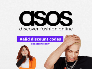Where To Find A Valid ASOS Discount Code In The UK