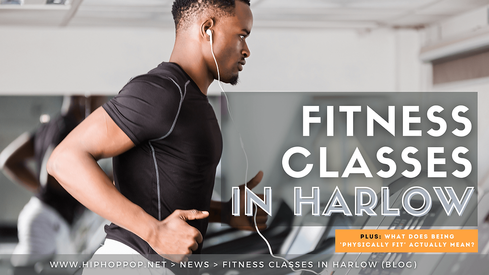 Fitness Classes In Harlow