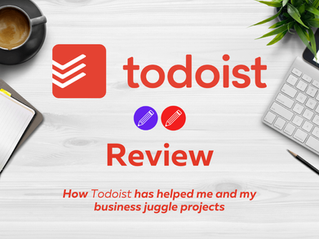 A Todoist Review 2021