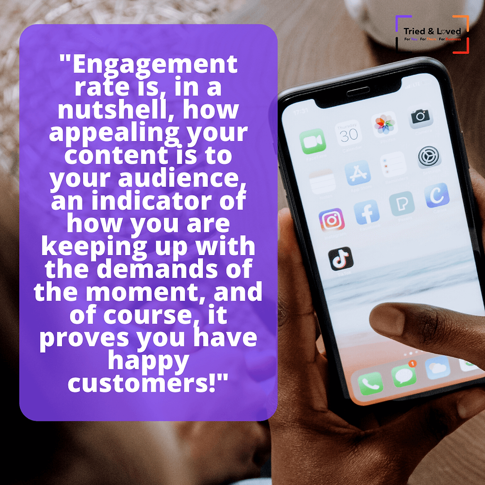 Why is engagement rate significant