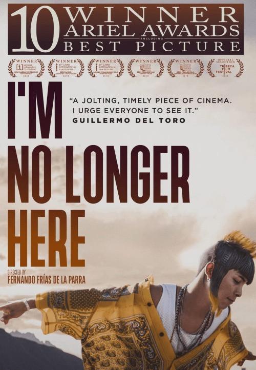 I'm no longer here -Movie Cover - Best Dance Films On Netflix