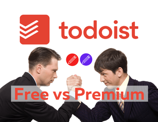 Todoist Free vs Premium (Renamed Pro in 2021)