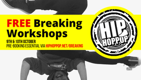 FREE Breaking Workshops This October For Youngsters And Adults Thanks To The Jack Petchey Foundation