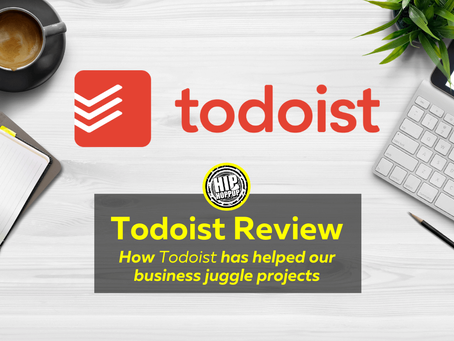 Todoist Review | How Todoist has helped our business