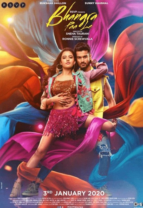 Bhangra Paa Le - Movie Cover - Best Dance Films On Netflix