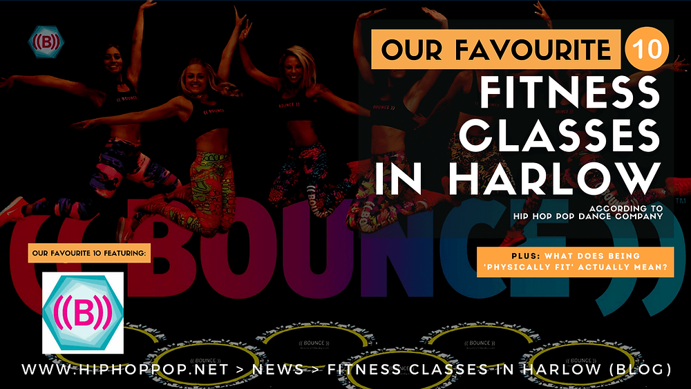Bounce Fit Body - 10 Fitness Classes in Harlow