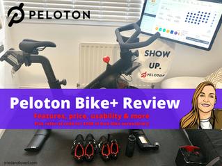 Peloton Bike+ Review UK