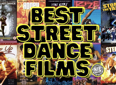 Best street dance films ever! The TOP 5 street dance movies and soundtracks!