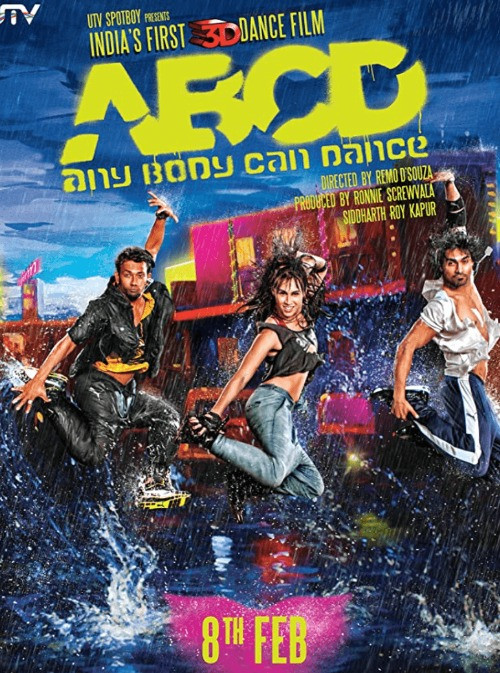 ABCD - Movie Cover - Best Dance Films On Netflix