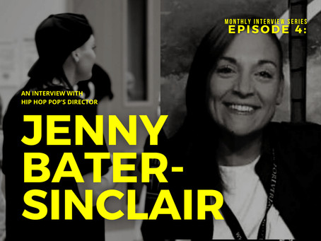 An Interview with Hip Hop Pop's Director: Jenny Bater-Sinclair