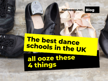 The best dance schools in the UK all ooze these 4 things