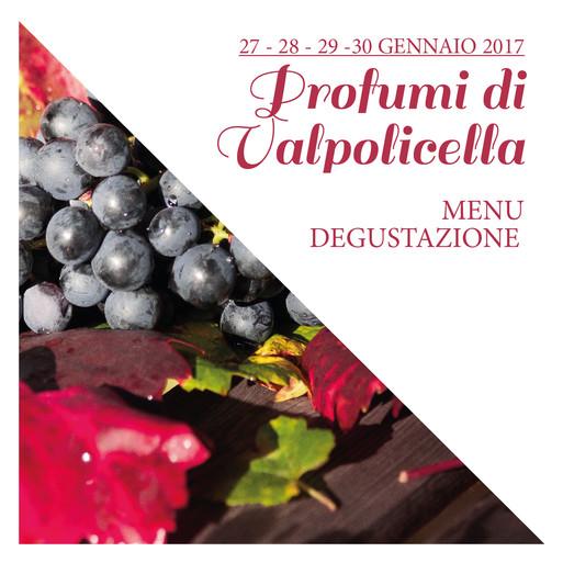 Profumi della Valpolicella 2017 - Anteprima Amarone Verona
