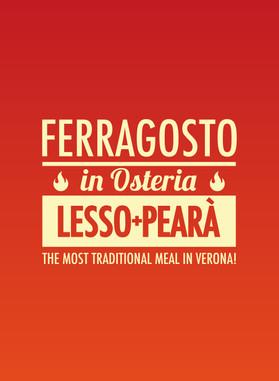 Ferragosto 2016 in Osteria