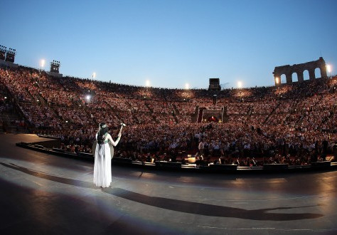 The Arena di Verona 2019 opera season is about to begin