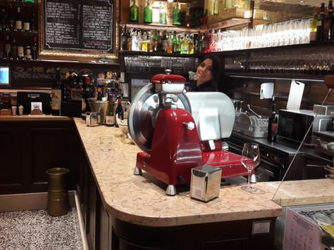 Aperitivo al Caffè Monte Baldo