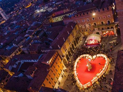 Dolcemente in Love, San Valentino in Osteria Caffè Monte Baldo