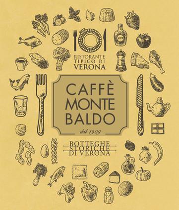Verona in Love con lo stand dell'Osteria Caffè Monte Baldo