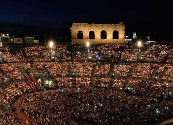 Al via la stagione lirica 2019 dell'Arena di Verona
