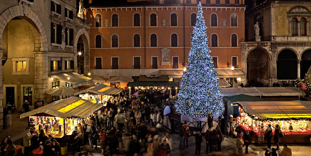 Mercatini di Natale 2019 a Verona - Ristorante La Piazzetta