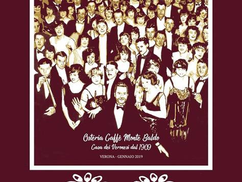 110 Anni di Osteria Caffè Monte Baldo