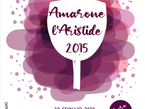 """Anteprima Amarone La Giuva """"l'Aristide"""""""