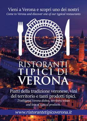 Evento in Gran Guadia - presentazione dei Ristoranti Tipici di Verona
