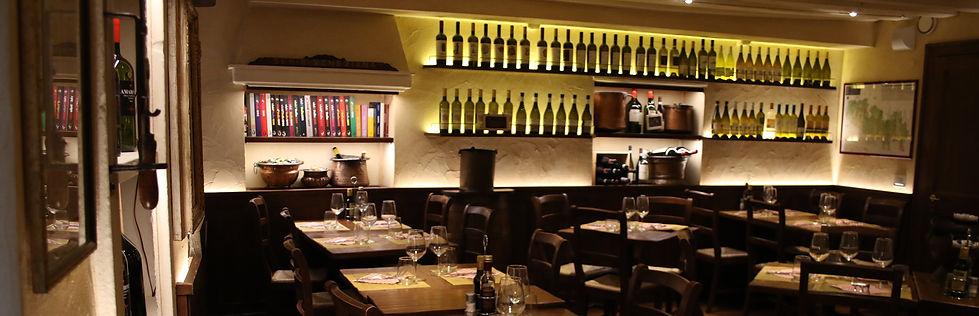 Sala ristorante aria condizionata