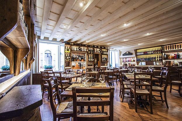Sala ristorante Verona