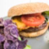 Il nostro Burger di manzo Fassone Piemon
