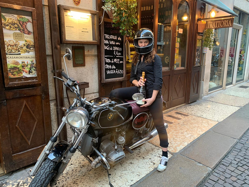 Motorbike 2020 al Caffè Monte Baldo