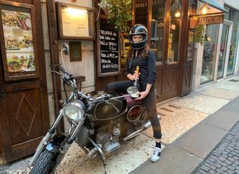 Motorbike Expo 2020 in Osteria