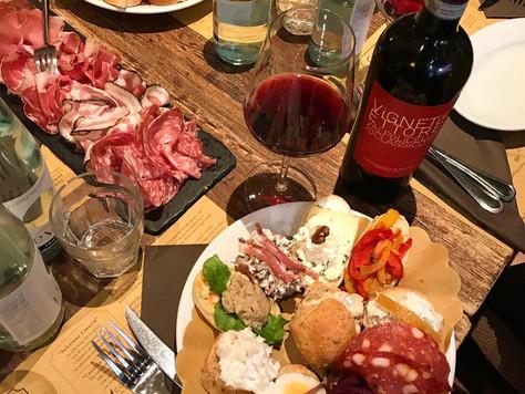 Aperitif in Verona @ Caffè Monte Baldo