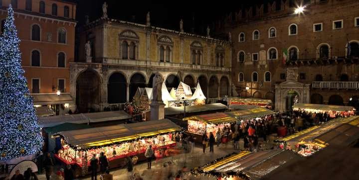 Caffè Monte Baldo invitato ai mercatini di Natale a Verona