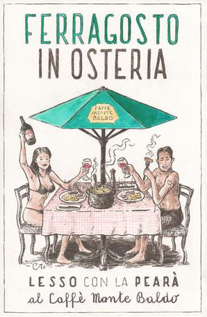 Ferragosto in Osteria!