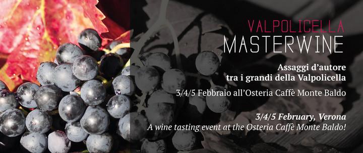 Valpolicella Mastewine - anteprima Amarone Verona