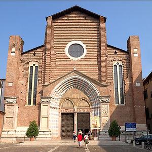 Basilica di Sant'Anastasia | Verona