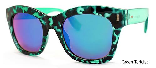 Force Green Tortoise Sunglasses