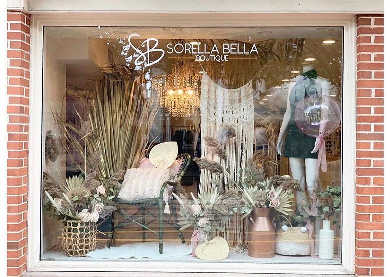 Sorellabella raffle